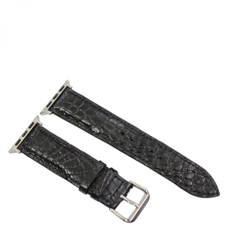 Dây đồng hồ da cá sấu Apple Watch S952a