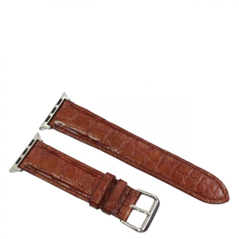 Dây đồng hồ da cá sấu Apple Watch S952c