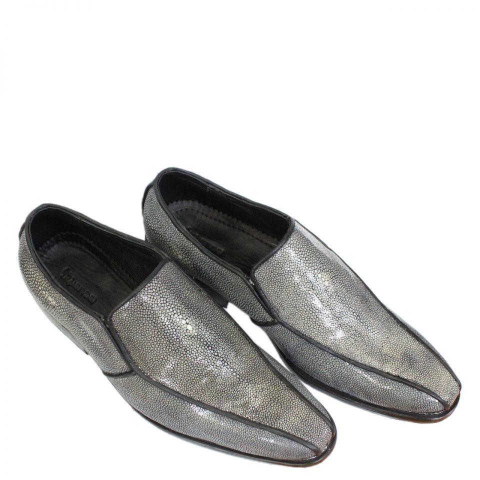 Giày nam da cá sấu D851a