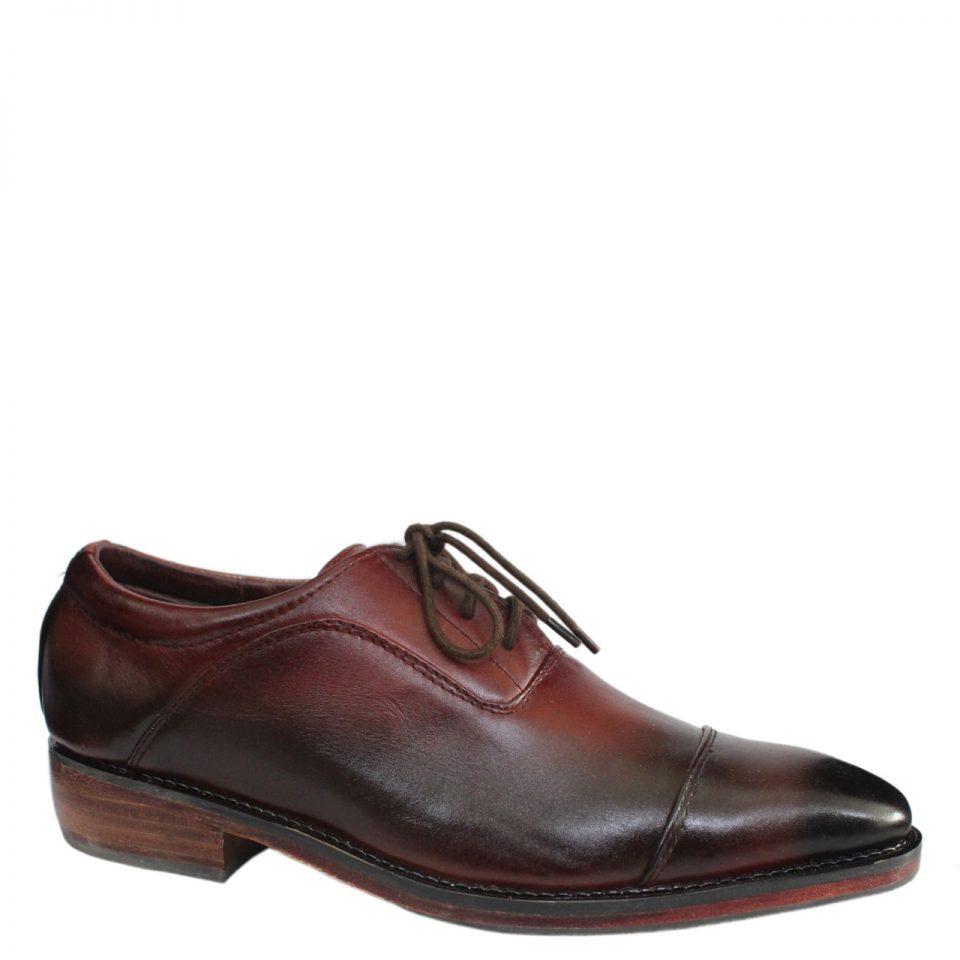 Giày nam da bò B871a