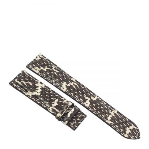Dây đồng hồ da rắn hổ R903