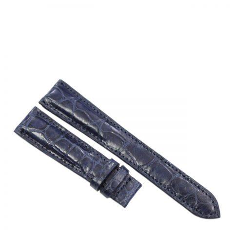 Dây đồng hồ da cá sấu S902e